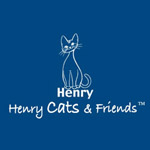 Henry Cats & Friends - Hand-painted art pieces