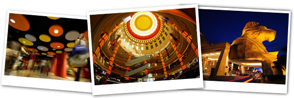 Sunway Pyramid Photos