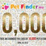PetFinder.my Hits 10,000 Adoptions