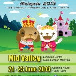 Pet World 2013 (21st – 23rd June) At MidValley Mall