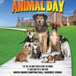 World Animal Day 13 – 15 September, 2013