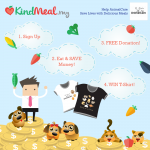Enjoy Meat-Free Meals And Save Street Animals!! (a Collaborative Effort With KindMeal.my)