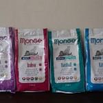 Monge Cat Kibbles (pre-GST Prices!)