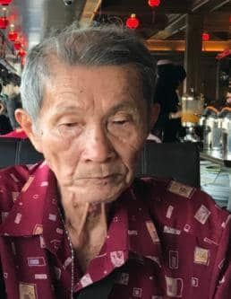 Wonderful News. Uncle Wui Is Back With His Family ..
