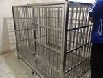 202 STAINLESS STEEL CAGE T140
